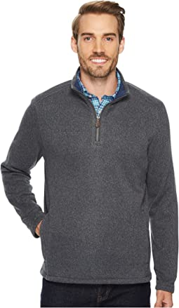 Vineyard Vines - Elevated Sweater Fleece 1/4 Zip Pullover