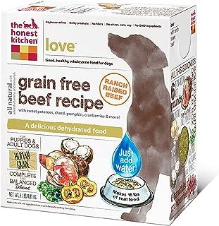 Honest Kitchen Love Grain-Free Dog Food 4 Pound