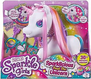 Sparkle Girlz Feed Me Unicorn