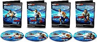 HoopsKing Point Guard Elite Training Basketball 4 DVD Pack