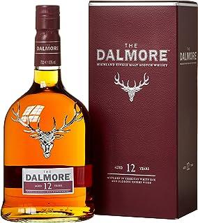 The Dalmore 12 Jahre Single Malt Scotch Whisky mit Geschenkverpackung 1 x 0,7l