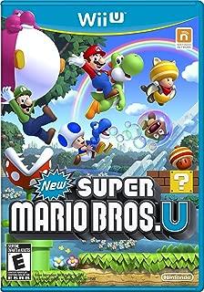 New Super Mario Bros. U (Renewed)