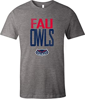 NCAA Dotted Phrase Short Sleeve Triblend T-Shirt