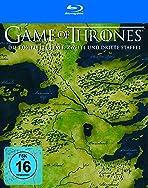 Game of Thrones Season 1-3 (Exclusive to Amazon.de) [Blu-ray]
