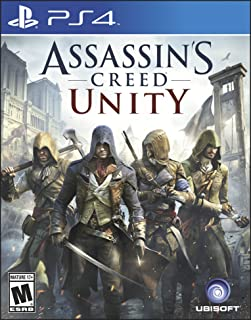 Limited edition Assassin's Creed Unity - PlayStation 4