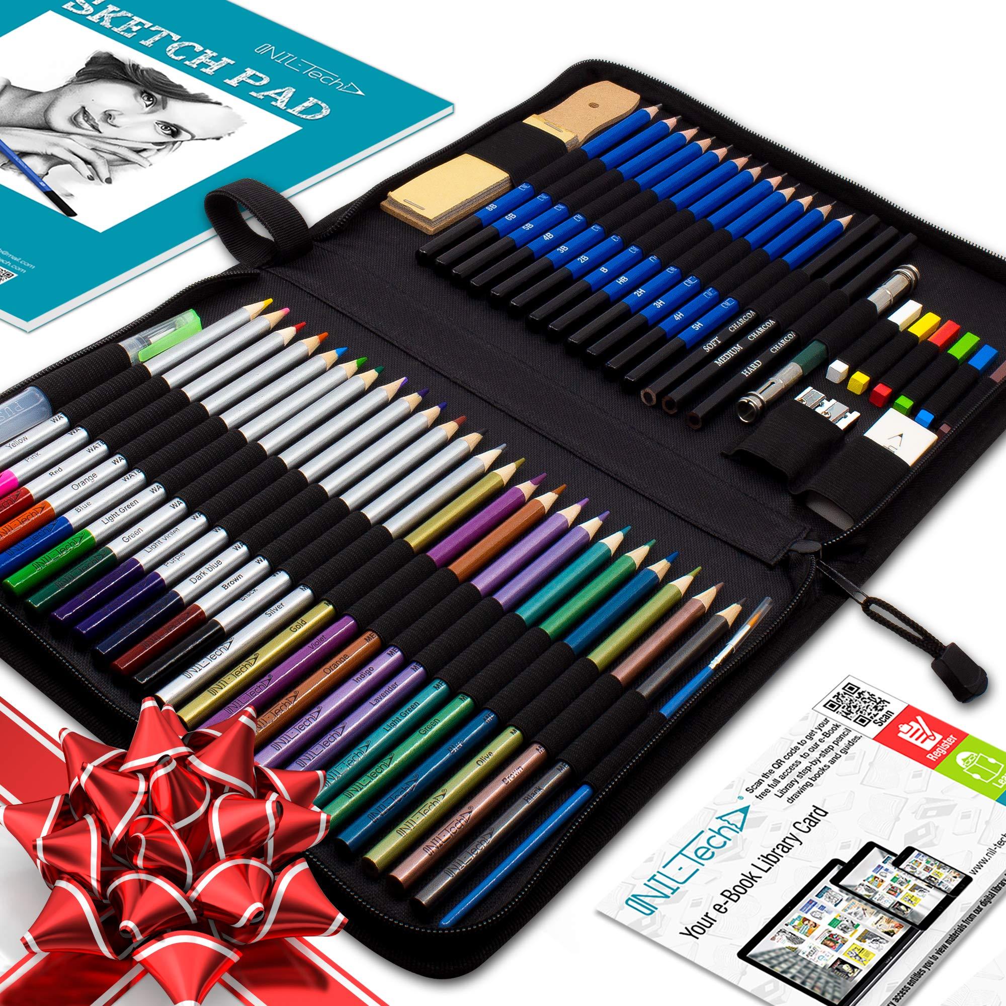 Drawing Watercolor Pencils Art Supplies