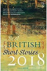 Best British Short Stories 2018 Kindle Edition