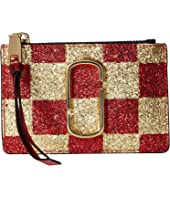 Marc Jacobs - Snapshot Checkerboard Top Zip Multi Wallet