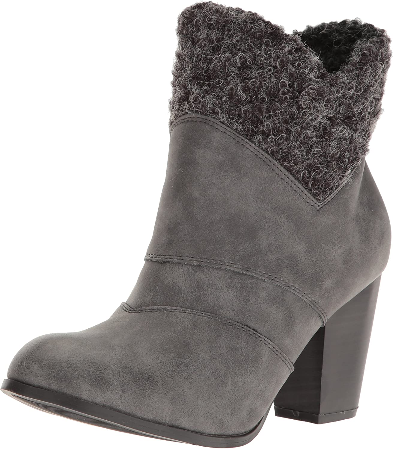 2 Lips Too Women's Too Lancaster Ankle Bootie