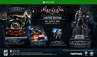arkham knight premium edition xbox one