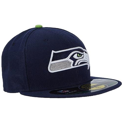 56c9682a New Era 59FIFTY NFL Cap: Amazon.co.uk