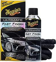 Meguiar's G18309 Ultimate Fast Finish, 8.5 oz