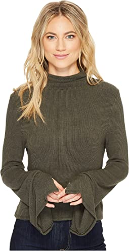 Project Social T - Becca Funnel Neck