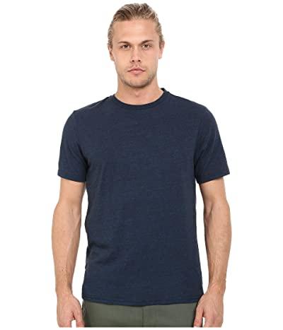 Threads 4 Thought Baseline Tri-Blend Crew Tee (Midnight) Men