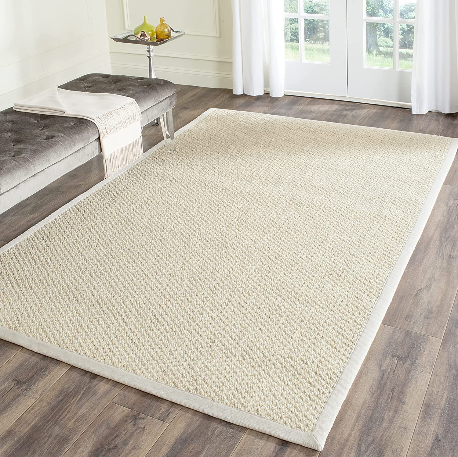 Safavieh Natural Fiber Collection NF525A Rug Sisal Raleigh Mall Shipping included Premium Area