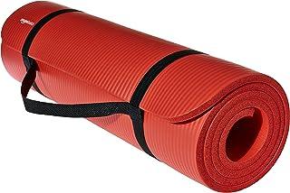 AmazonBasics 1/2-Inch Extra Thick Exercise Yoga Mat