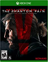 Best metal gear solid xbox one phantom pain Reviews