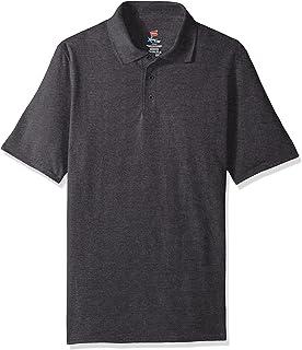 Men's Short Sleeve X-Temp Polo with FreshIQ