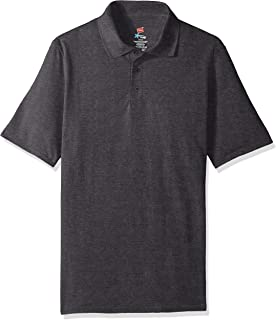 Hanes Men's Short Sleeve X-Temp W/FreshIQ Polo