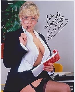 Samantha Fox 23 Original 8X10 Autographed Photo