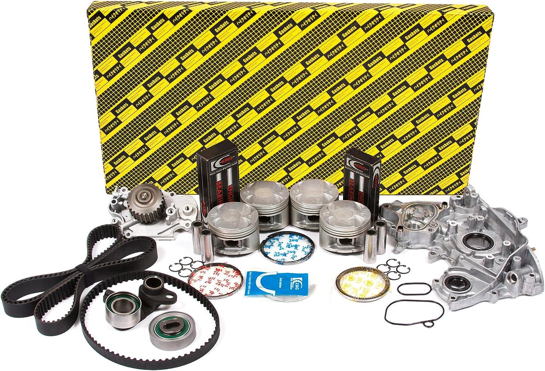 New Free Shipping OK4017 0 97-01 Honda Prelude VTEC DOHC Engine 16V H22A4 2.2L Spasm price