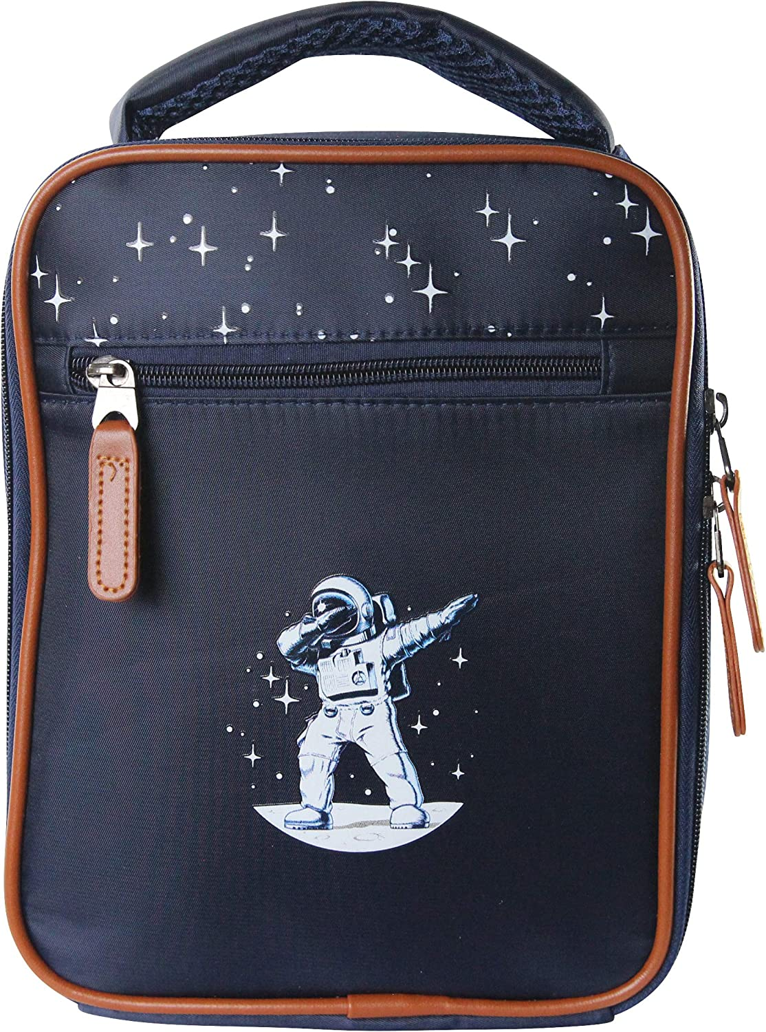 LUNCH BOX BAG GALAXY High quality new DUBBING THERMA Dedication SPACE INSULATED COOLER