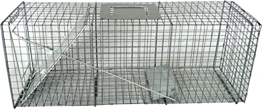 Neocraft 40050 2 Piece Animal Trap, Silver