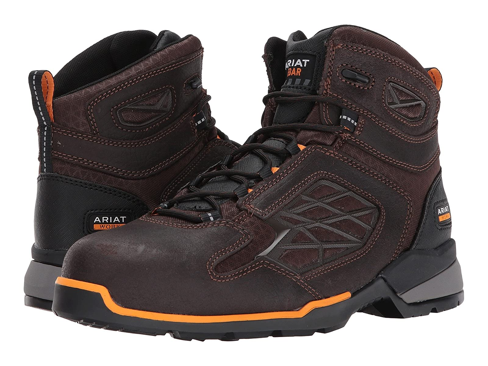 """Ariat Rebar Flex 6"""" Composite ToeSelling fashionable and eye-catching shoes"""