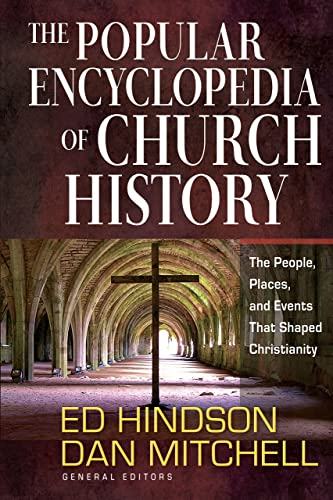 Books By Ed Hindson Dan Mitchell_the Popular Encyclopedia Of ...