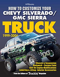 How to Customize Your Chevy Silverado/GMC Sierra Truck, 1999-2006HP 1526: Chassis & Suspension,Chassis & Suspension, Bodyw...