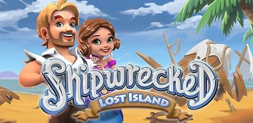 『Shipwrecked: Lost Island』のトップ画像