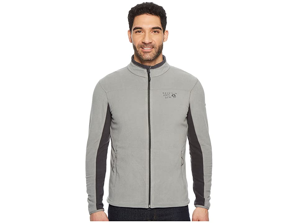 Mountain Hardwear Microchill 2.0 Jacket (Manta Grey) Men
