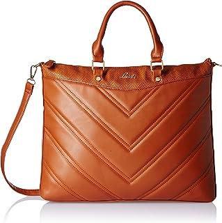 Lavie Glowworm Women's Messenger Bag (Tan)