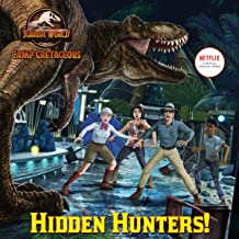 Hidden Hunters! (Jurassic World: Camp Cretaceous) (Pictureback(R))