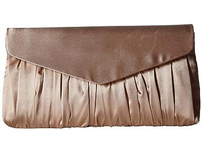 Nina Salome (Champagne) Clutch Handbags