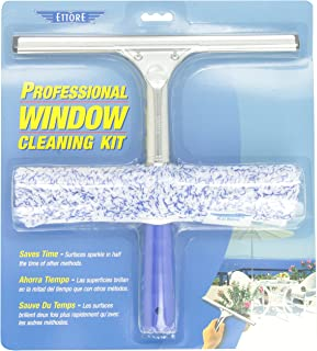 Ettore Products 2-Step Squeegee Scrubber Combo  04991