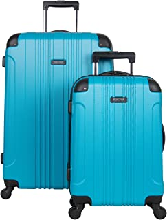 Kenneth Cole Reaction Out Of Bounds 2-Piece Hardside 4-Wheel Spinner Luggage Set: 20
