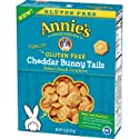 Annie's Gluten Free Cheddar Bunny Tail Snack Crackers, 7.5 oz(us)