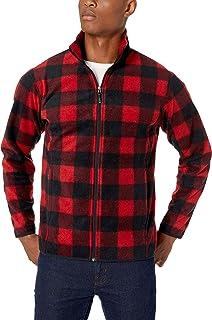 Amazon Essentials Men's Full-Zip Polar Fleece Jacket