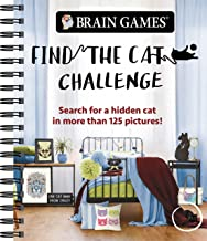 Brain Games – Find the Cat Challenge: Search for a Hidden Cat in More Than 125 Pictures! (Brain Games – Picture Puzzles) PDF