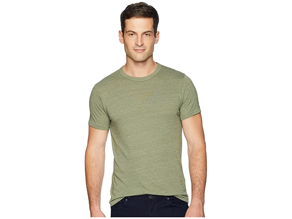 Alternative S/S Crew Tee (Eco True Army Green) Men