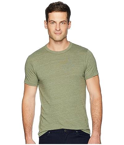 Alternative S/S Crew Tee (Eco True Army Green) Men