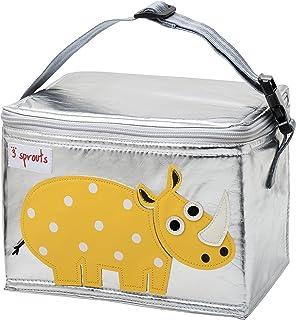 3 Sprouts(滑雪)收纳箱 午餐盒 [対象] 0ヶ月 ~ ライノ