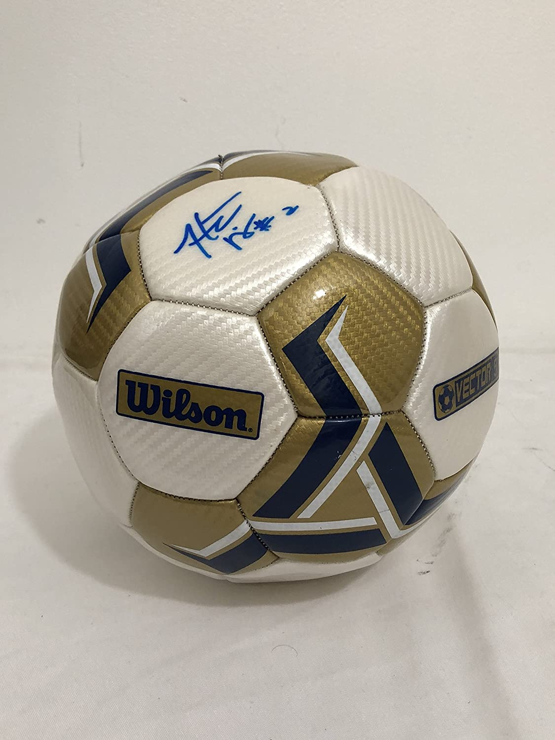 Heather Mitts Team USA San Jose Max 75% OFF Mall Soccer Autographed Wilson B Signed