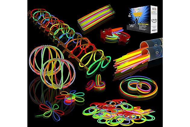 JOYIN Glow Sticks Bulk 200 8