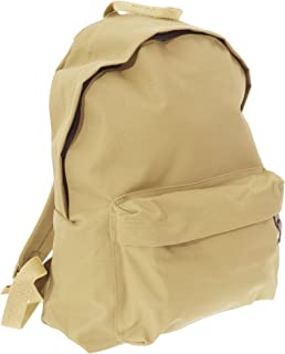 Bagbase Fashion Backpack/Rucksack (18 Litres) (Pack of 2)