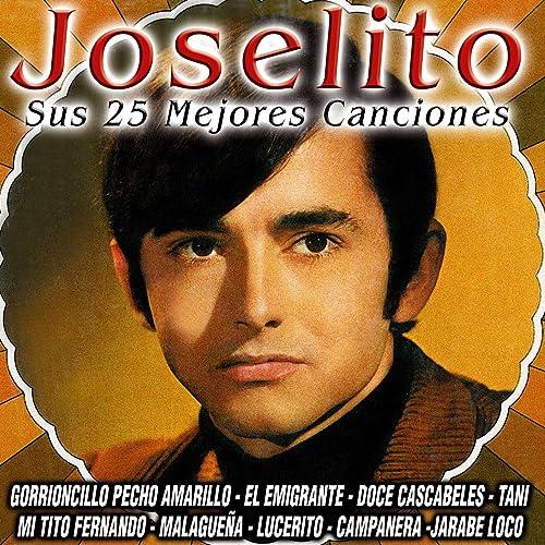 Joselito Sus 25 Mejores Canciones Joselito Mp3 Downloads