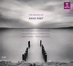 The Sound of Arvo Part (3CD)
