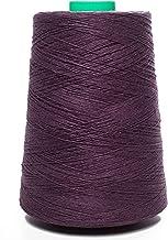 Lusie's Linen LinnenGaren - 100% Linnen - 0.53kg - Voor haken, weven, breien, borduren - Paars (3 plooien)