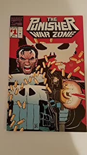The Punisher War Zone #1 Issue MARVEL COMICS